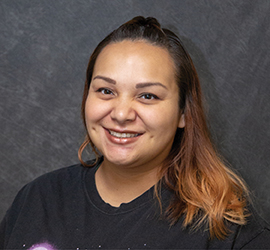 Rocio Hatch is the Hospital Liaison of Community Health for Tulalip Health System