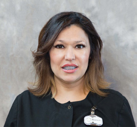 Ana Contreras is a Dental Hygienist for Tulalip Health System