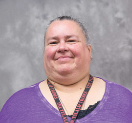 Donna Gray is a Chemical Dependency Professional for Tulalip Health System