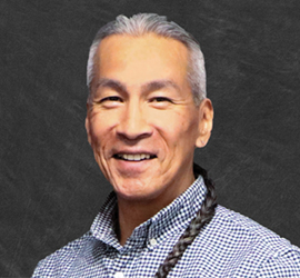 Image of Dr. John Okemah, Chief Medical Officer of Tulalip Health System