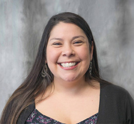 Maria Shane is a Geriatric Mental Health Specialist for Tulalip Health System