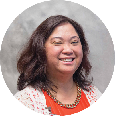 Shellah Imperio is a Licensed Clinical Psychologist for Tulalip Health System