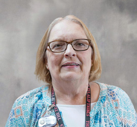 Vicki Britt is an Expanded Function Dental Auxiliary for Tulalip Health System