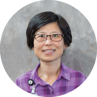 Winnie Deechakawan-Miller is a Geriatric Nurse Practitioner for Tulalip Health System